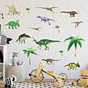 hesapli Fırın Araçları ve Gereçleri-Hayvanlar Moda Botanik Duvar Etiketler Uçak Duvar Çıkartmaları Dekoratif Duvar Çıkartmaları, Plastik Ev dekorasyonu Duvar Çıkartması Duvar