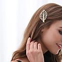 ieftine Brățară Gleznă-Pentru femei Mată Stil Artistic Metalic Dulce Agrafe Păr