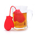 billige Utstyr til te-julehansker tefilm infusere beslutningstakere silisium løse blad kaffesekk krus filter