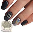 preiswerte Make-up & Nagelpflege-1 pcs Puder / Glitzerpulver / Nagel Glitter Strahlend & Funkelnd / Laser-Holografie Nagel-Kunst-Design