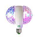 tanie Żarówki LED kulki-YWXLIGHT® 1szt 6W 400lm E27 Żarówki LED kulki 6 Koraliki LED High Power LED Dekoracyjna RGB 85-265V
