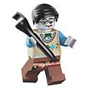 رخيصةأون البناء و المكعبات-أحجار البناء شخص شبح متوافق Legoing Non Toxic عيد الفصح اصنع بنفسك كلاسيكي روكوكو Halloween ألعاب هدية