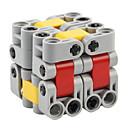voordelige Fidget spinners-Oneindige kubus Bouwblokken Speeltjes Speeltjes Stress en angst Relief Kantoor Bureau Speelgoed Square Shape Stuks Volwassenen Geschenk