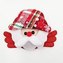 levne Holiday & Party Dekorace-zářící vánoční brož