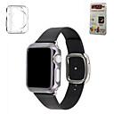 ieftine Pijamale Kigurumi-Uita-Band pentru Apple Watch Series 4/3/2/1 Apple Catarama moderna Piele Autentică Curea de Încheietură