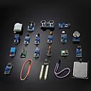 hesapli Kendin-Yap Setleri-diy 16 ahşap böğürtlenli pi için 1 sensör modülü kiti