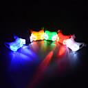 tanie Czołówki-Światła przednie / Tylna lampka rowerowa / Silikonowe światło rowerowe LED Kolarstwo Baterie ogniwowe Bateria Kolarstwo / Rower / Wielofunkcyjne / IPX-4