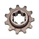 hesapli PS3 Aksesuarları-2 zamanlı t8f-11t mini motor kir pit motoru ön motor dişlisi 33 49cc 8mm zincir