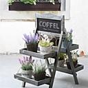 preiswerte Halsketten-1 Ast Kunststoff Lavendel Tisch-Blumen Künstliche Blumen