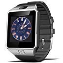 preiswerte Herrenuhren-Smartwatch YYDZ09 for iOS / Android / iPhone Verbrannte Kalorien / Intelligente Fall- / Langes Standby / Freisprechanlage / Touchscreen Anruferinnerung / AktivitätenTracker / Schlaf-Tracker / 0.3MP