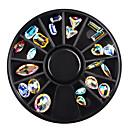 ieftine Machiaj & Îngrijire Unghii-Glitter de unghii Modă Calitate superioară Zilnic Bijuterii