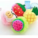 hesapli Havlu ve Bornozlar-Taze Stil Banyo Havlusu, Meyve Üstün kalite Doğal Süngerler Armür Havlu