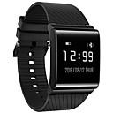 Χαμηλού Κόστους Έξυπνα ρολόγια-Έξυπνο βραχιόλι iOS / Android Συσκευή Παρακολούθησης Καρδιακού Παλμού / Βηματόμετρα / Υπενθύμιση Μηνύματος Βηματόμετρο / Παρακολούθηση