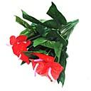 cheap Earrings-Artificial Flowers 1 Branch Modern Eternal Flower Tabletop Flower