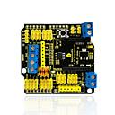 Недорогие Модули-Экран расширения v8 с сенсорным экраном для клавиатуры xbee с интерфейсом bluebee rs485 для автомобиля-робота arduino
