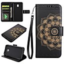 cheap Screen Protectors for Nokia-Case For Samsung Galaxy J5 (2017) / J3 (2017) Wallet / Card Holder / with Stand Full Body Cases Mandala Hard PU Leather for J7 Prime / J7 (2017) / J7 (2016)