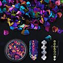 olcso Smink és körömápolás-Szerszám Táskák / Flitter / Nail Glitter Ragyogó és csillogó / Flitter Köröm művészeti tippek Csillanás