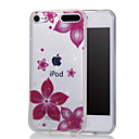 cheap iPod Cases/Covers-Case For iTouch 5/6 with Stand / IMD / Pattern Full Body Cases Hard