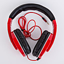 hesapli Ses ve Video Kabloları-ditmo DM-2800 Saç Bandı Kablolu Kulaklıklar Dinamik Plastik Oyunlar Kulaklık kulaklık