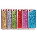 hesapli iPhone Kılıfları-Pouzdro Uyumluluk Apple iPhone 8 iPhone 8 Plus Şoka Dayanıklı Arka Kapak Işıltılı Parlak Yumuşak Arkilik için iPhone 8 Plus iPhone 8