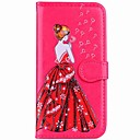 cheap Cases / Covers for Xiaomi-Case For Xiaomi Redmi Note 5A / Redmi Note 4 Wallet / Card Holder / with Stand Full Body Cases Sexy Lady Hard PU Leather for Xiaomi Redmi Note 5A / Xiaomi Redmi Note 4 / Xiaomi Redmi 4A