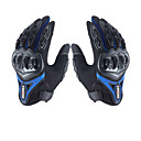cheap Memory Cards-Men's Gloves with Microfiber Hard Knuckle Waterproof Breathable  Powersports Motorcycle All-Finger Glove Touch Screen