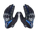 Недорогие Мотоциклетные перчатки-Полный палец Универсальные Мотоцикл перчатки Нейлон Противозаносный