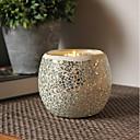 رخيصةأون Home Fragrances-الطراز الأوروبي / أسلوب بسيط زجاج Candle Holders 1PC, شمعة / حامل شمعة
