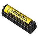hesapli Karabinler-Nitecore F1 Pil Şarj Cihazı Korumalı Devre / Ters Polarite Koruması / Kısa Devre Koruması için Li-ion