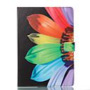 preiswerte iPad Hüllen / Cover-Hülle Für Apple iPad Pro 10.5 / iPad (2017) Geldbeutel / mit Halterung / Flipbare Hülle Ganzkörper-Gehäuse Blume Hart PU-Leder für iPad Air / iPad 4/3/2 / iPad Pro 10.5