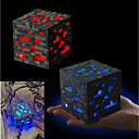 hesapli Çizim ve Yazı Aletleri-Minecraft Night light LED Figure Toys Anime ve Manga Romantizm Sınıf ABS Plastik Genç Erkek Genç Kız Oyuncaklar Hediye 1 pcs