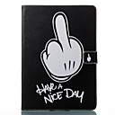 cheap iPhone Cases-Case For Apple iPad Pro 10.5 / iPad (2017) Wallet / with Stand / Flip Full Body Cases Word / Phrase Hard PU Leather for iPad Air / iPad 4/3/2 / iPad Pro 10.5