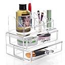 Недорогие Гаджеты для ванной-Хранение косметики Многофункциональный Прост в применении Высокое качество Аксессуар для хранения Мода пластик 1шт - Для дома