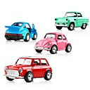 cheap Diecasts & Toy Vehicles-Sound light Collection Brinquedos Car Vehicle Toys Toy Car Classic Car Music Vehicles Car Exquisite Metal Alloy Kid's Boys' Girls' Toy Gift 1 pcs