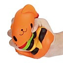 hesapli Stres Gidericiler-LT.Squishies Sıkıştırma Oyuncakları Kedi / Hamburger Stres ve Anksiyete Rölyef / Ofis Masası Oyuncakları / Dekompresyon Oyuncakları 1 pcs Klasik Yetişkin Hediye