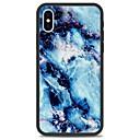 hesapli iPhone Kılıfları-Pouzdro Uyumluluk Apple iPhone X / iPhone 8 Plus Temalı Arka Kapak Mermer Sert Arkilik için iPhone X / iPhone 8 Plus / iPhone 8