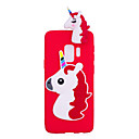 cheap Drawing Toys-Case For Samsung Galaxy S9 Plus / S9 Squishy Back Cover Unicorn Soft TPU for S9 / S9 Plus / S8 Plus