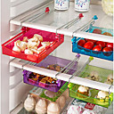 cheap Kitchen Storage-1set Rack & Holder Plastic Creative Kitchen Gadget Kitchen Organization
