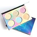 hesapli Makyaj ve Tırnak Bakımı-6 Renk Aydınlarıcı ve Bronzlaştırıcılar Fosforlu Kalemler Pırıl Pırıl Çin Makyaj Kozmetik