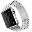 abordables Bracelets Apple Watch-Bracelet de Montre  pour Apple Watch Series 4/3/2/1 Apple Boucle Classique Métallique / Acier Inoxydable Sangle de Poignet