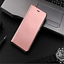 cheap Earrings-Case For Huawei P9 Lite / P9 Plating / Mirror / Flip Full Body Cases Solid Colored Hard PC for Huawei P9 Plus / Huawei P9 Lite / Huawei P9