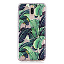 cheap Cases / Covers for Huawei-Case For Huawei Mate 10 lite / Mate 10 Pattern Back Cover Tree Soft TPU for Mate 10 / Mate 10 pro / Mate 10 lite