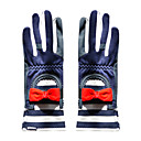 cheap Bike Lights-Full Finger Gloves Women's Breathable Warm Wearable Golf Glove PU Leather Royal Blue Outdoor Exercise / Winter