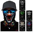 hesapli Balaclavas & Yüz Maskeleri-Yüz Maskesi Tüm Mevsimler Hızlı Kuruma / Ultravioleye Karşı Dayanıklı / Bakterileri Kısıtlar Yol Bisikletçiliği / Yürüyüş / Bisiklete biniciliği / Bisiklet Unisex Polyester Kurukafalı