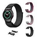 baratos Pulseiras para Samsung-Pulseiras de Relógio para Gear S2 Samsung Galaxy Fecho Moderno Náilon Tira de Pulso