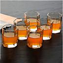 cheap Cups & Glasses-Drinkware High Boron Glass Glass Heat-Insulated 6pcs