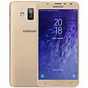 voordelige Tablethoesjes-Screenprotector voor Samsung Galaxy J7 Duo PET 2 pcts Voor- en cameralensbeschermer Anti-glans / Anti-vingerafdrukken / Krasbestendig
