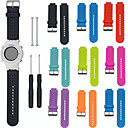 cheap Smart Lights-Watch Band for Approach S4 / Approach S2 Garmin Sport Band Silicone Wrist Strap