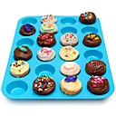 hesapli Fırın Araçları ve Gereçleri-Bakeware araçları Silikon Yaratıcı / Kendin-Yap Kurabiye / Cupcake / Çikolota Pasta Kalıpları / Tatlı Araçlar 1pc