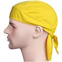 hesapli Balık Zokaları ve Sinekleri-Yüz Maskesi / Headsweat Tüm Mevsimler Sıcak Tutma / Bisiklet / Fitness, Koşu ve Yoga Kamp & Yürüyüş / Dış Mekan Egzersizi / Bisiklete biniciliği / Bisiklet Unisex Splandeks Solid